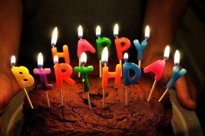 Поздравления на украинском языке с днем рождения женщине 171