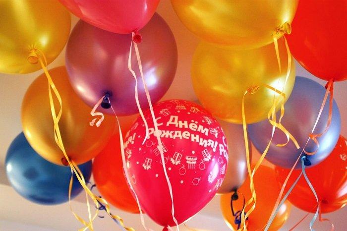 Поздравления на украинском языке с днем рождения женщине 141