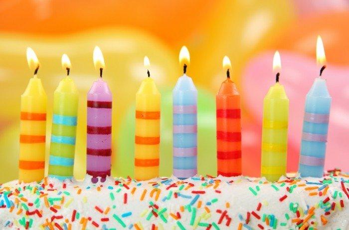 Поздравления на украинском языке с днем рождения женщине 179