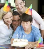 Поздравления с днем рождения мальчику в стихах красивые короткие 129