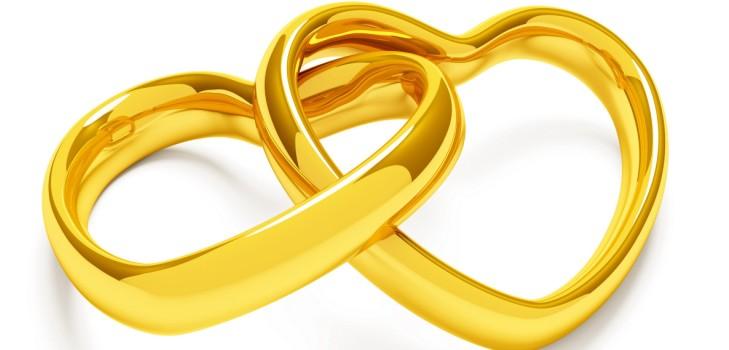 Поздравления с днем свадьбы от друзей прикольные 90