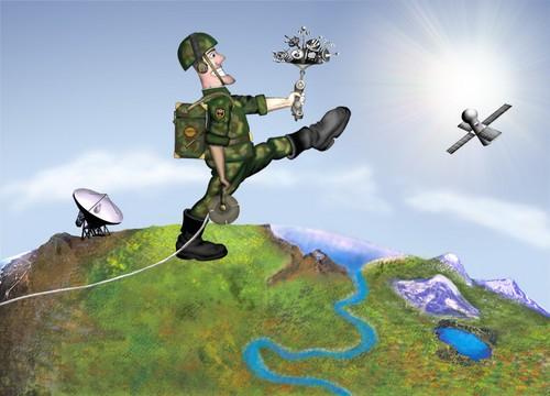 Поздравления с днем военного связиста прикольные 164