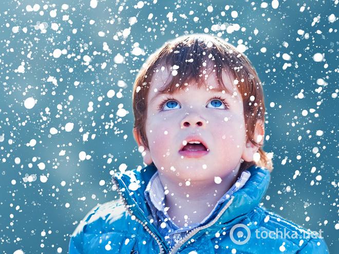 Поздравления с первым снегом 162