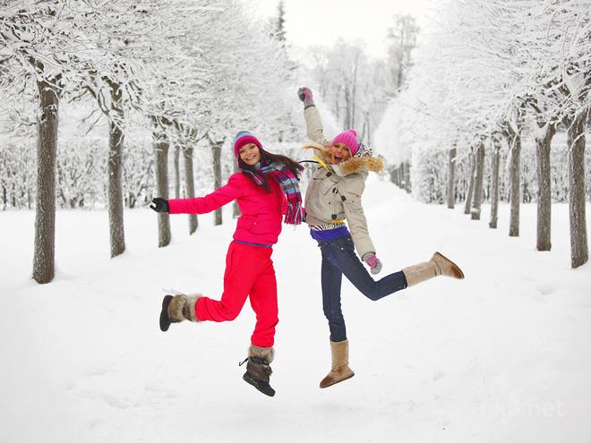 Поздравления с первым снегом 191