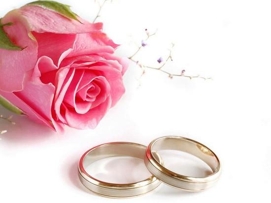 Поздравления своими словами с 1 годом свадьбы 169