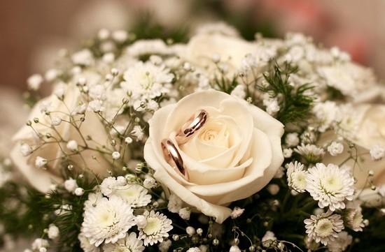 Поздравления своими словами с 1 годом свадьбы 48