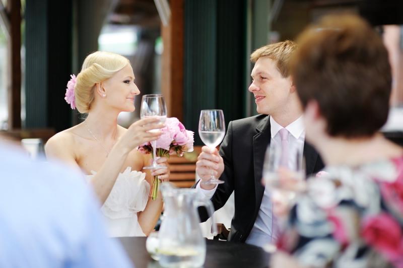 Поздравления в прозе с днем свадьбы от родителей 25