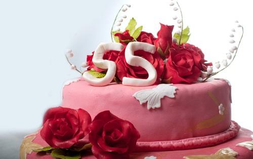 Поздравления в стихах к 55 летию женщине 39