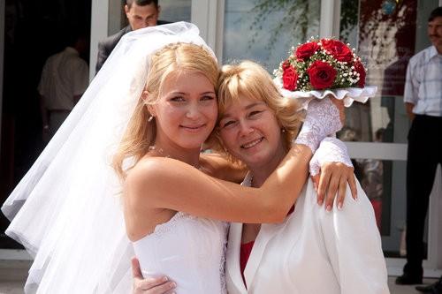 Прикольные поздравление на свадьбу от мамы 33