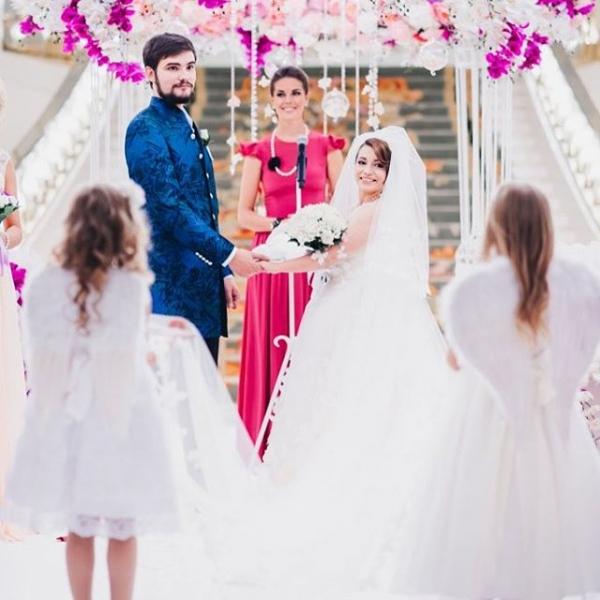 С днем свадьбы дочери поздравления родителям 56