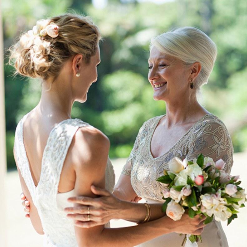 С днем свадьбы дочери поздравления родителям 123