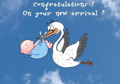 С рождением сына поздравления трогательные 56