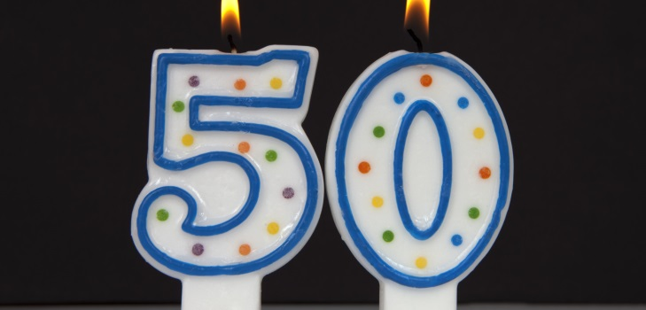Шуточные поздравления 50 лет женщине 145