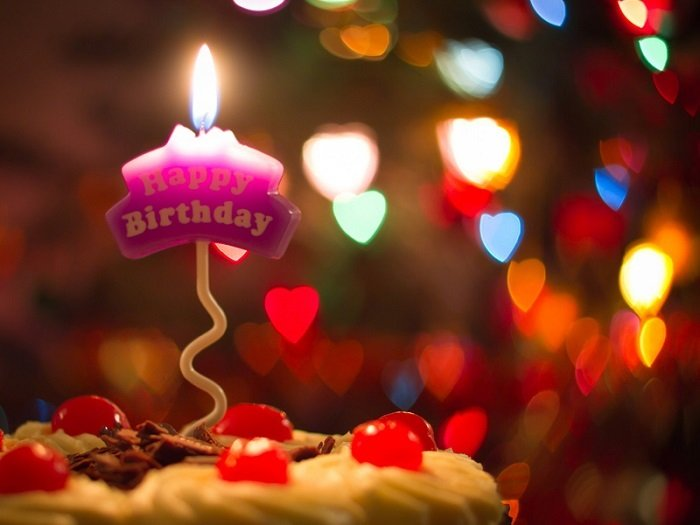 Стих с поздравлением на день рождения 38