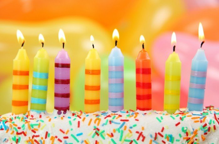 Стих с поздравлением на день рождения 25