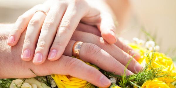 Свадебные поздравление короткие 164