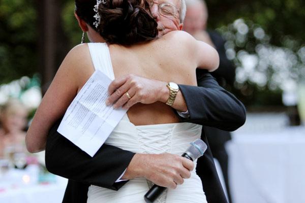 Тост дочери на свадьбу 117